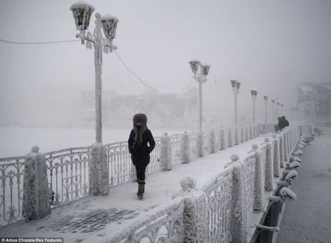 Ngôi làng Cực lạnh từng chịu đựng nhiệt độ -71,2 độ C - Ảnh 9.
