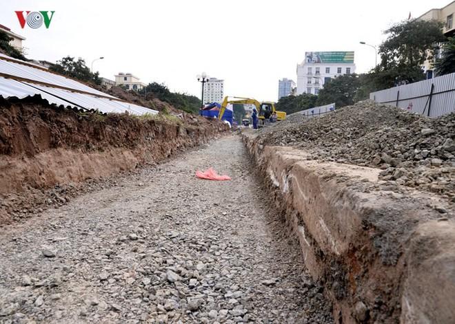 Toàn cảnh đại công trường mở rộng đường đẹp nhất Việt Nam - Ảnh 9.