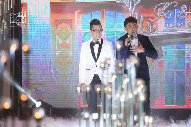 Không gian đám cưới lung linh của em gái Trấn Thành và bạn trai người Hồng Kông - Ảnh 9.