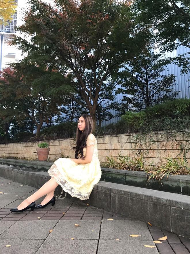 Nhan sắc của nữ du học sinh Việt xinh đẹp nhất Nhật Bản 2017 - Ảnh 10.