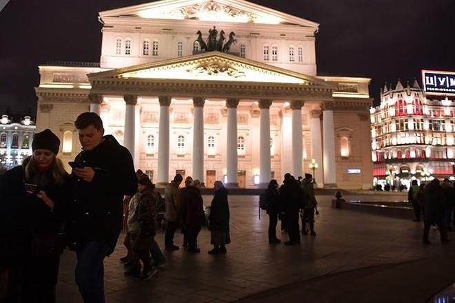 Bất ngờ trước hình ảnh thủ đô Moscow (Nga) 100 năm trước và ngày nay - Ảnh 10.