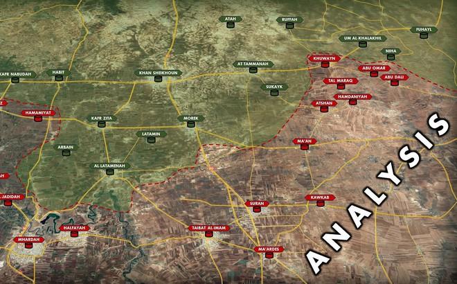 """""""Hổ Syria"""" đè bẹp phiến quân, chiếm cứ địa tại Idlib"""