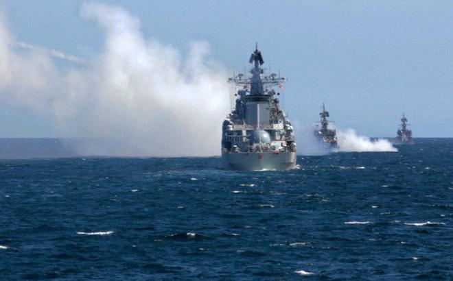 """Hạm đội Phương Bắc: Sức trẻ """"quả đấm thép"""" của Hải quân Nga"""