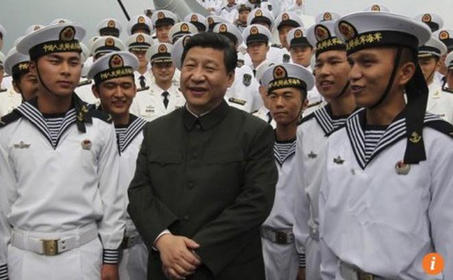 Hải quân Trung Quốc trang bị gì trong năm 2017?