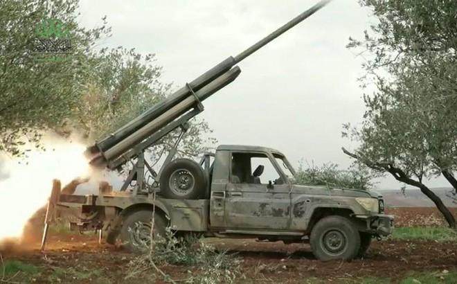 Quân đội Syria bị tấn công dữ dội ở Đông Ghouta, Damascus