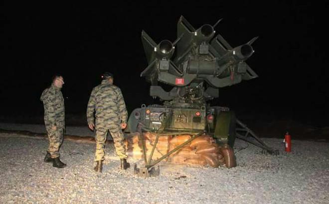 Thổ Nhĩ Kỳ triển khai tên lửa PK ở Aleppo, tạo thế nguy hiểm-ngắm bắn máy bay KQ Syria?