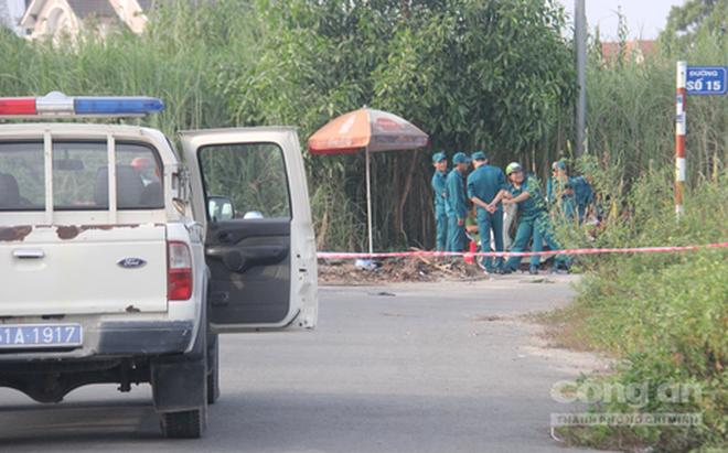 Đã xác định danh tính người đàn ông chết cháy ở Sài Gòn