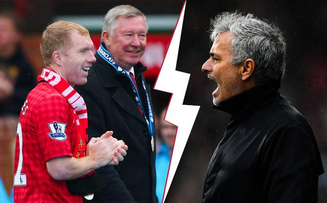 Mạt sát Paul Scholes, Mourinho đâm nhát dao vào sâu thẳm trái tim Man United