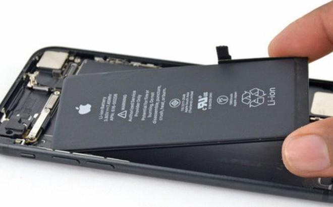 Người dùng iPhone tại Việt Nam sẽ được giảm giá thay pin từ cuối tháng 1/2018