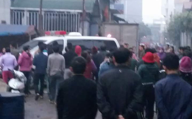Nổ lớn tại cơ sở thu mua phế liệu ở Bắc Ninh, ít nhất 2 người chết, nhiều người bị vùi lấp