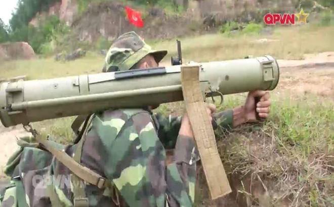 """Việt Nam đã trang bị súng phóng lựu nhiệt áp RPO-A Shmel: """"Hỏa thần"""" tối tân của Nga"""