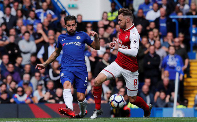 Đại chiến buồn của Arsenal