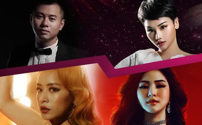 Nhìn lại những cuộc khẩu chiến trực diện giữa các ca sĩ Vpop trong năm 2017