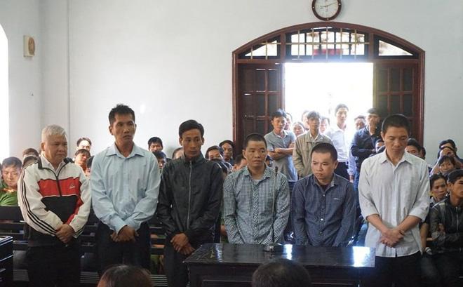 Vụ xả súng ở Đắk Nông: Một bị cáo bị đề nghị tử hình