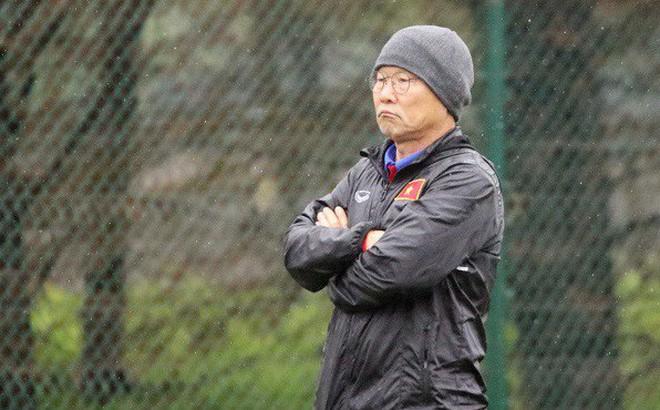 HLV Park Hang Seo cắt một nửa thời gian tập luyện của U23 Việt Nam