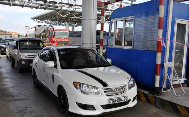 Tài xế bỏ xe không đóng phí, BOT Ninh An buộc xả 6 lần
