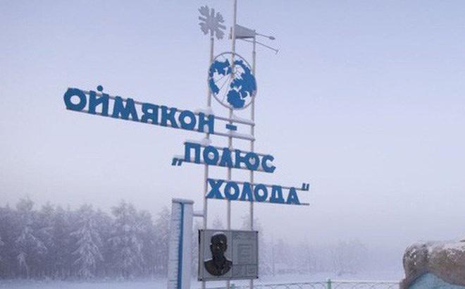 """Ngôi làng """"Cực lạnh"""" từng chịu đựng nhiệt độ -71,2 độ C"""