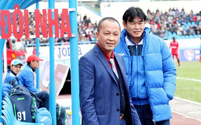 """Chủ tịch Than Quảng Ninh: """"Tôi không giữ cầu thủ hết tâm huyết"""""""
