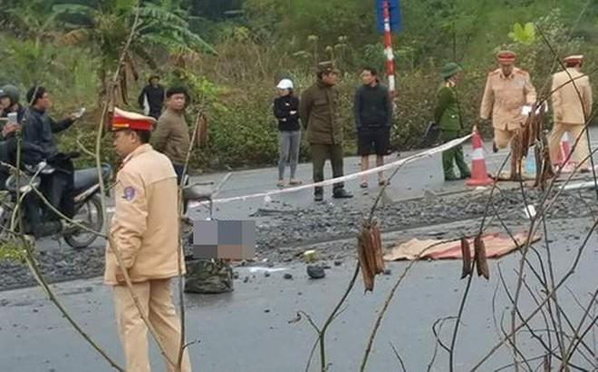 """5 công nhân bị ô tô đâm tử vong ở Hà Giang """"mới làm việc được khoảng 10 ngày"""""""
