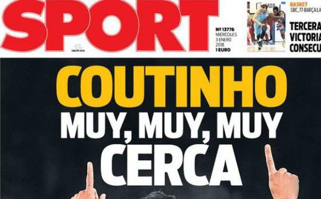 Coutinho chọn xong số áo ở Barca, phá vỡ 2 kỷ lục chuyển nhượng