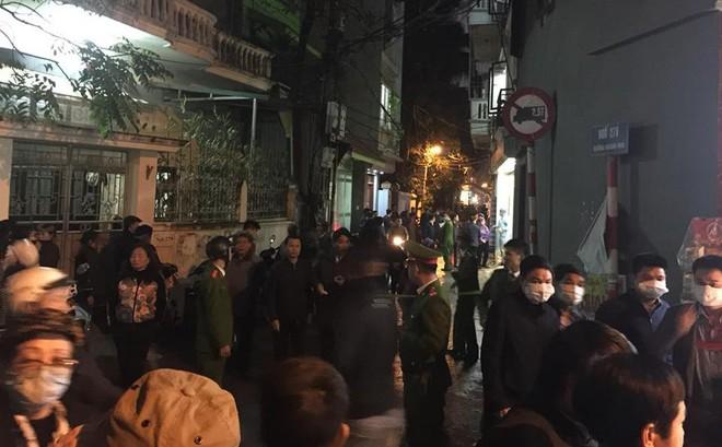 Công an Hà Nội: Chủ tịch huyện Quốc Oai tử vong trong tình trạng treo cổ