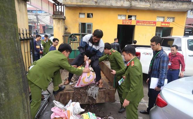 Khởi tố, bắt tạm giam chủ kho phế liệu để xảy ra vụ nổ ở Bắc Ninh