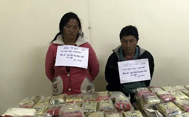 Điện Biên bắt vụ ma túy lớn nhất từ trước đến nay