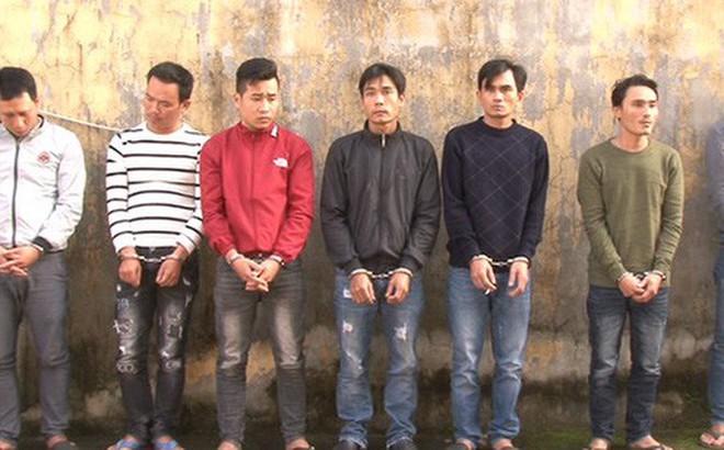 Hàng trăm thanh niên hỗn chiến kinh hoàng trong đêm, 13 đối tượng bị bắt tạm giam