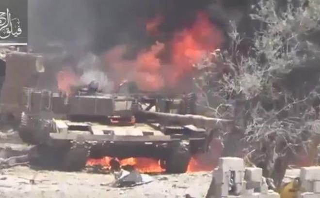 QĐ Syria thua tan tác ở đông Damascus, 1 tướng chống lệnh bác sĩ, tức tốc trở lại mặt trận