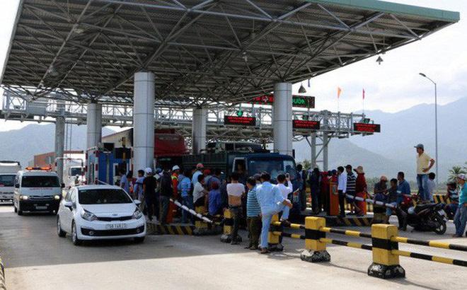 """BOT Ninh An: """"Các lái xe lần này không trả tiền dù là tiền lẻ hay tiền chẵn"""""""