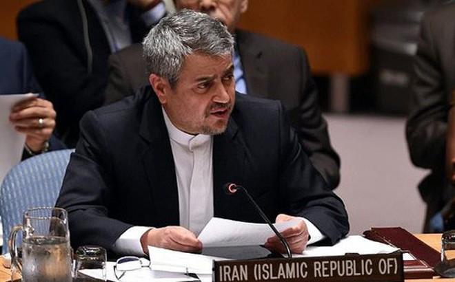 Iran cáo buộc Mỹ can thiệp công việc nội bộ