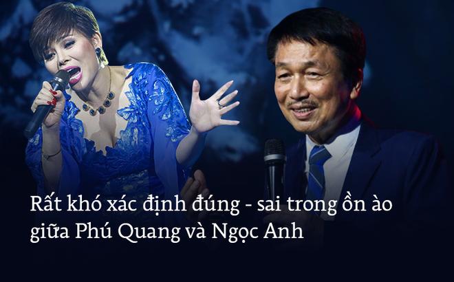 Ngọc Anh đột ngột tăng cát-xê lên 10000 USD: Nhạc sĩ Phú Quang mới là người tổn thương?