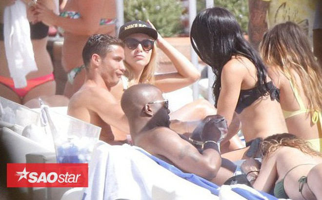 Ronaldo và các ngôi sao thế giới: Tình dục là chuyện nhỏ!