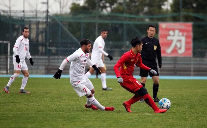 Sau màn đá kín, HLV Palestine lại công khai điểm yếu của U23 Việt Nam