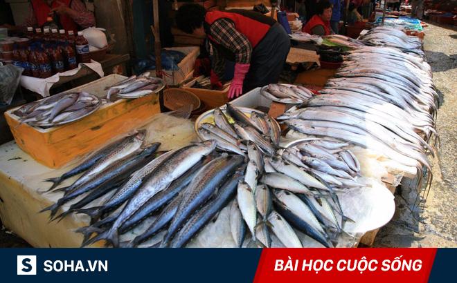 Cố tình trả tiền giả, cậu bé 5 tuổi đã làm thay đổi hoàn toàn việc làm ăn của chủ sạp cá
