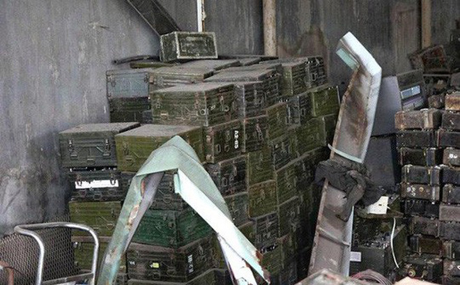 Người dân thôn Quan Độ: Xưởng phế liệu của ông Tiến từng xảy ra 1 vụ nổ hơn 10 năm trước