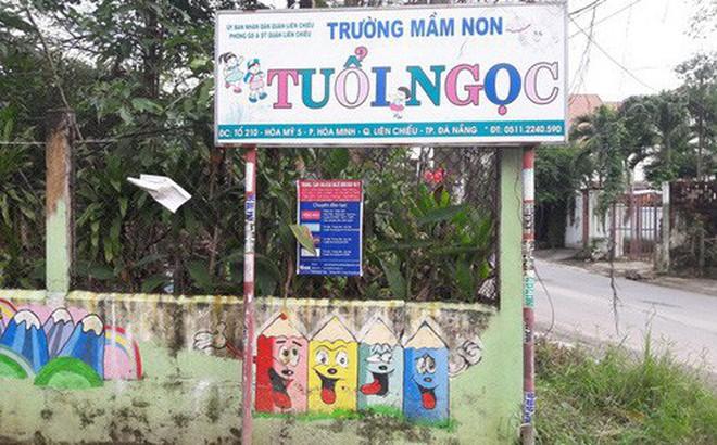 Đà Nẵng: Bắt giam một hiệu trưởng trường mầm non