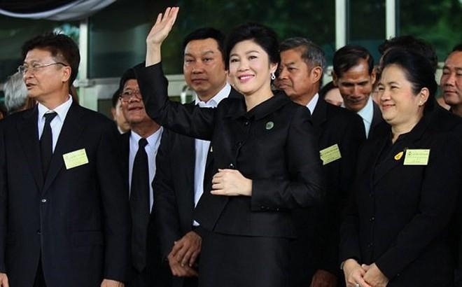 Thêm hình ảnh rõ nét khẳng định bà Yingluck đang ở Anh