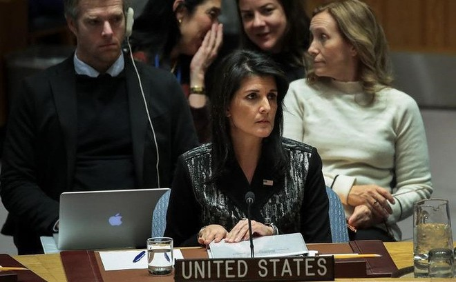 Liên Hợp Quốc họp về Iran: Mỹ khó xử trước đồng minh