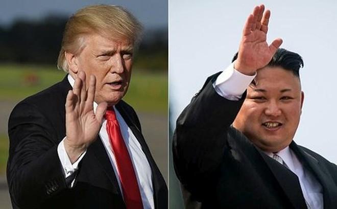 Tổng thống Trump tuyên bố sẵn sàng điện đàm với ông Kim Jong-un