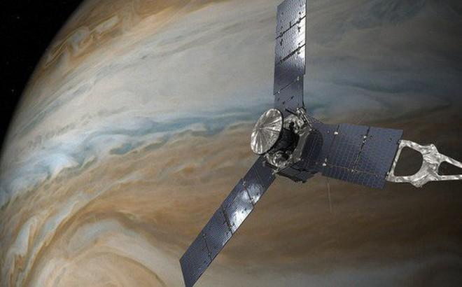 Tàu thăm dò trị giá 1 tỷ USD mang tên Juno của NASA vừa hoàn thành chuyến bay tốc độ cao vòng quanh sao Thổ lần thứ 10 hôm 16/12 vừa qua.