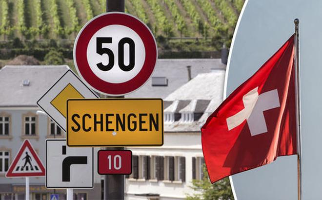 Thụy Sĩ cho phép khởi động sáng kiến hủy bỏ Hiệp ước Schengen