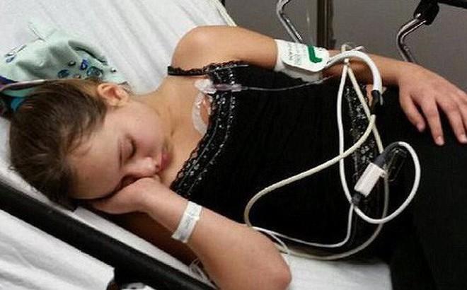 Tưởng là đau đầu thông thường, cô gái 14 tuổi được chẩn đoán có một khối u trong não