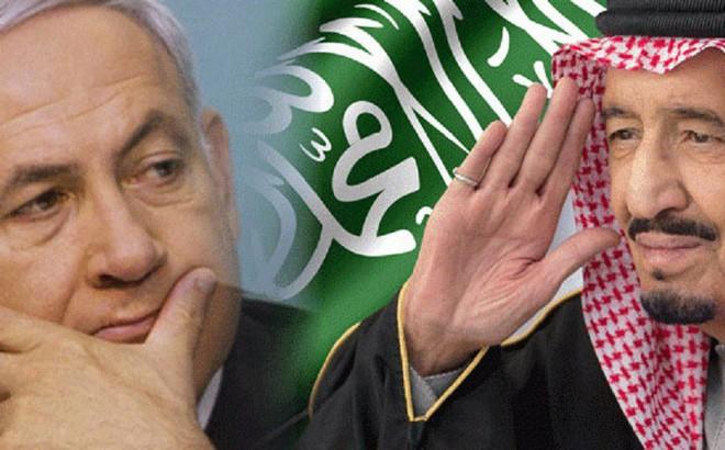 """Bề ngoài là """"người dưng"""", Israel-Saudi ngấm ngầm tính tuồn vũ khí cho nhau chống Iran?"""