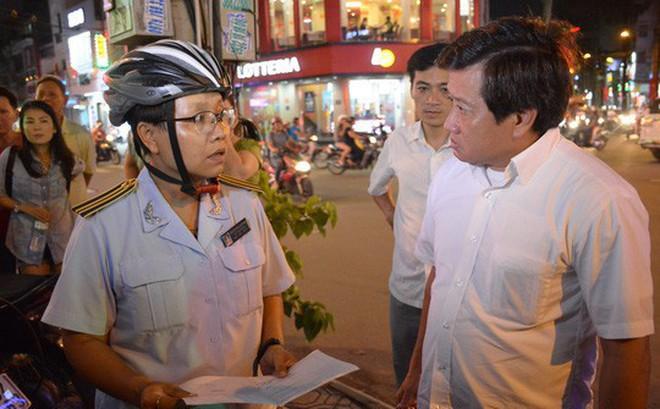 """Ông Đoàn Ngọc Hải bất ngờ nộp đơn từ chức sau """"cuộc chiến"""" giành lại vỉa hè"""