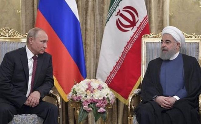"""Rạn vỡ quan hệ Nga-Iran """"mở toang cánh cửa"""" cơ hội cho Mỹ"""