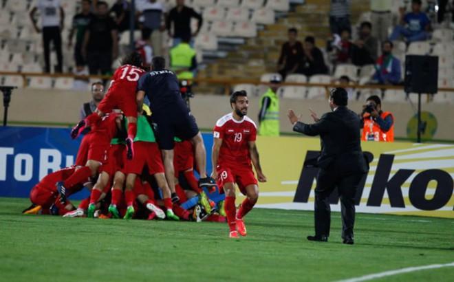 Vào bảng tử thần, U23 Syria không để tâm tới U23 Việt Nam