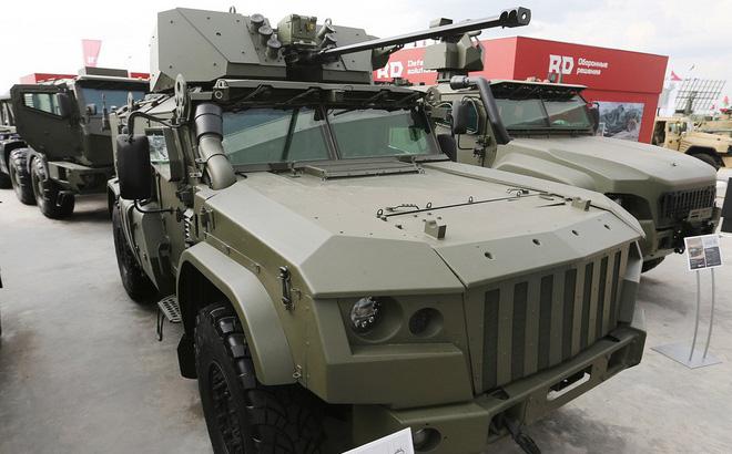 Việt Nam sẽ bỏ qua xe thiết giáp BPM-97 để lựa chọn K-4386 Typhoon VDV?