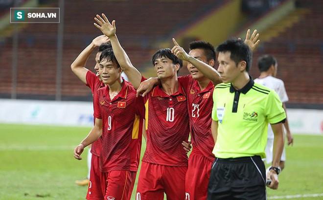 """U23 Việt Nam hãy học """"gã tí hon"""" này nếu muốn tạo địa chấn trước Hàn Quốc"""