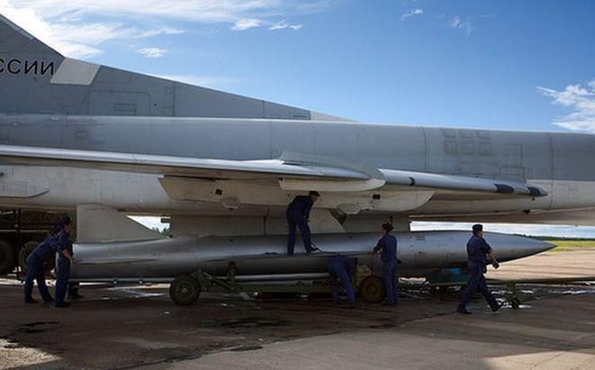 Nga sử dụng tên lửa nào ở Syria khiến phương Tây 'sốc nặng'?